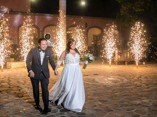 La boda de Juan Pablo  y Itzia