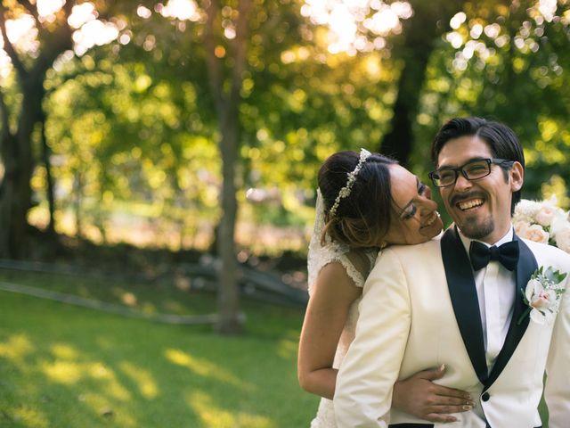 La boda de Aby y Omar