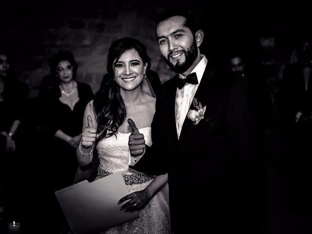 La boda de Alma y Oscar
