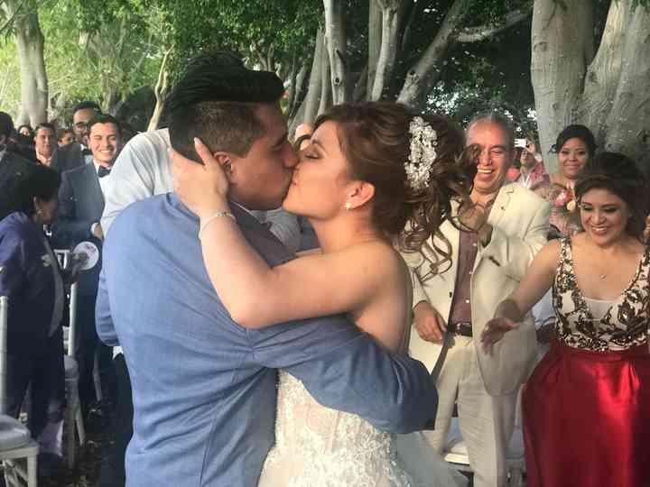 La boda de Daniel  y Sharon