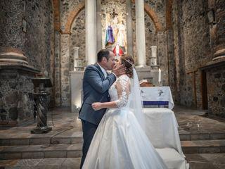 La boda de Mariel y Guillermo 1