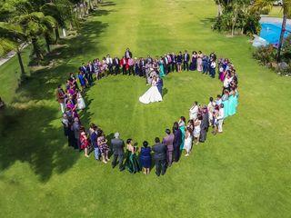 La boda de Mariel y Guillermo