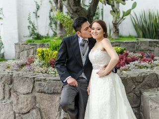 La boda de Karen y Yair