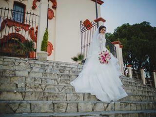 La boda de Gloria  y Gaudencio 1