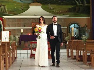 La boda de Viky y Chris