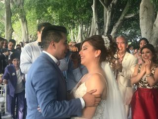 La boda de Daniel  y Sharon  2