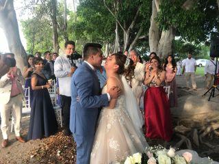 La boda de Daniel  y Sharon  3