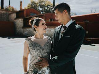 La boda de Jocelyn y Ricardo