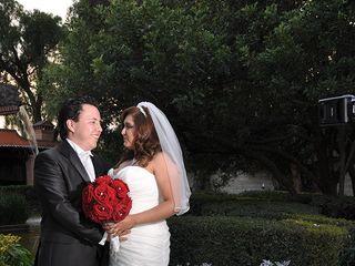 La boda de Patsy y Carlos 1