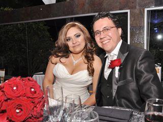La boda de Patsy y Carlos