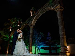 La boda de Priscila y Gerardo