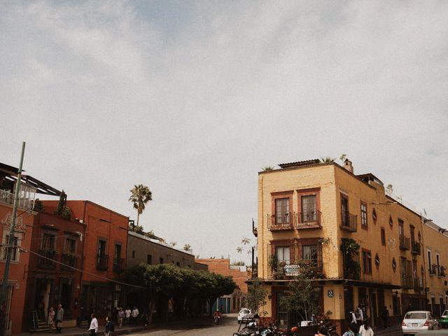 La boda de Hussain y Emma en San Miguel de Allende, Guanajuato 3