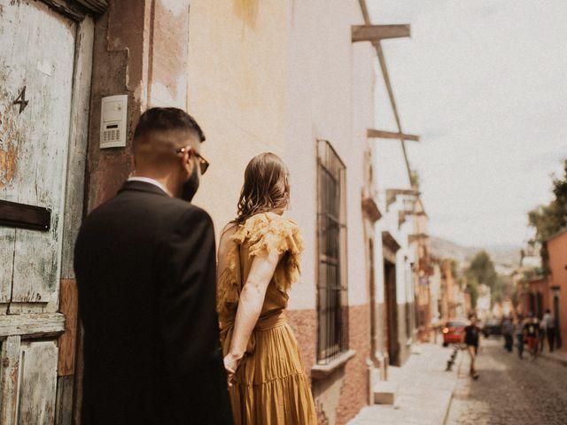 La boda de Hussain y Emma en San Miguel de Allende, Guanajuato 7