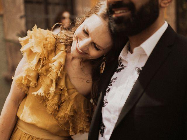 La boda de Hussain y Emma en San Miguel de Allende, Guanajuato 9