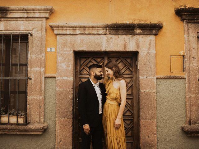 La boda de Hussain y Emma en San Miguel de Allende, Guanajuato 10