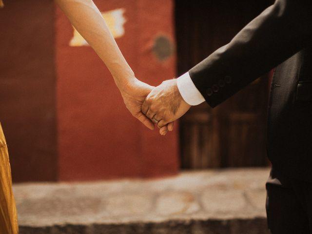 La boda de Hussain y Emma en San Miguel de Allende, Guanajuato 18