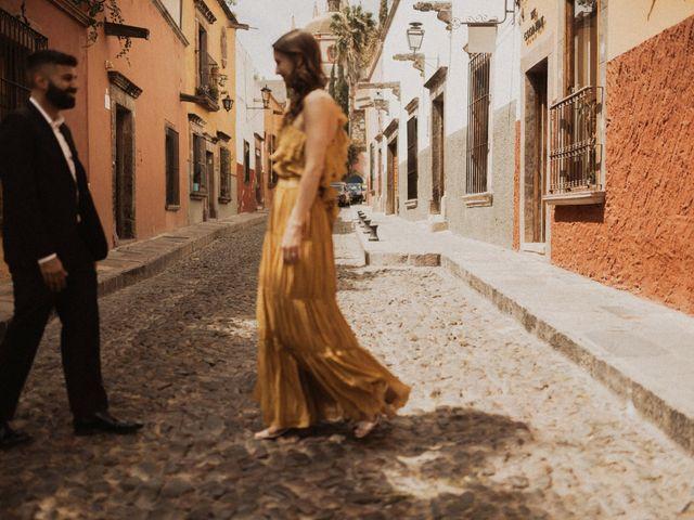 La boda de Hussain y Emma en San Miguel de Allende, Guanajuato 20