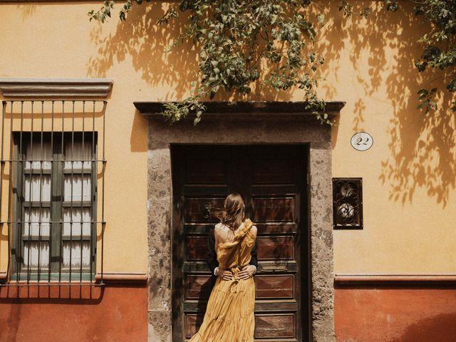 La boda de Hussain y Emma en San Miguel de Allende, Guanajuato 25