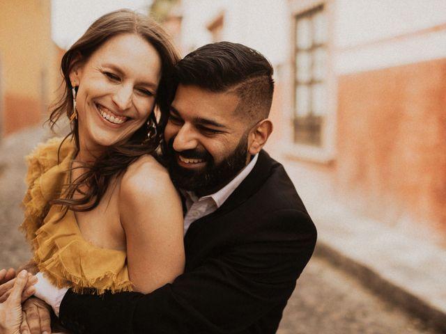 La boda de Hussain y Emma en San Miguel de Allende, Guanajuato 31