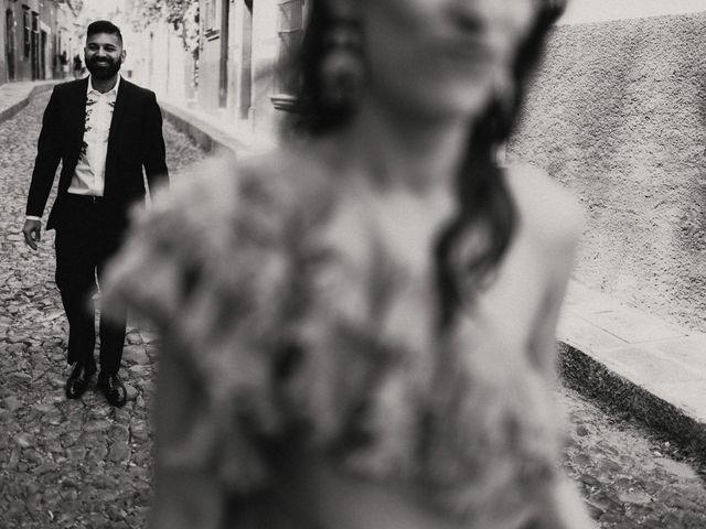La boda de Hussain y Emma en San Miguel de Allende, Guanajuato 32