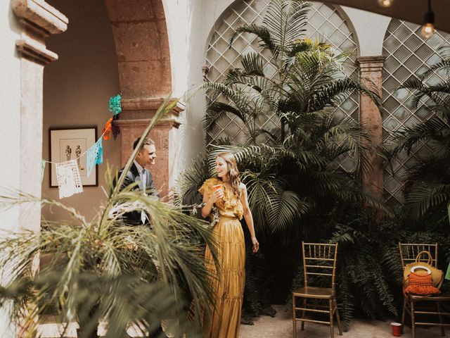 La boda de Hussain y Emma en San Miguel de Allende, Guanajuato 39