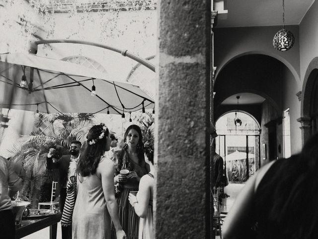 La boda de Hussain y Emma en San Miguel de Allende, Guanajuato 40