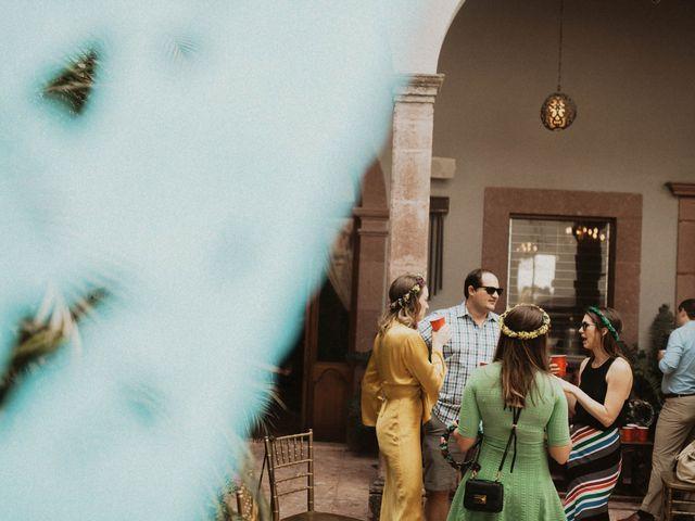 La boda de Hussain y Emma en San Miguel de Allende, Guanajuato 42