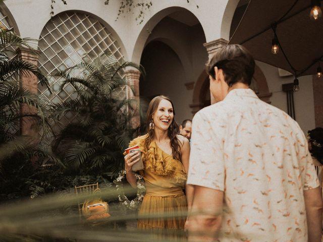 La boda de Hussain y Emma en San Miguel de Allende, Guanajuato 45