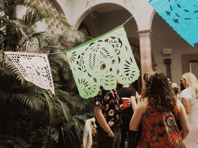 La boda de Hussain y Emma en San Miguel de Allende, Guanajuato 48