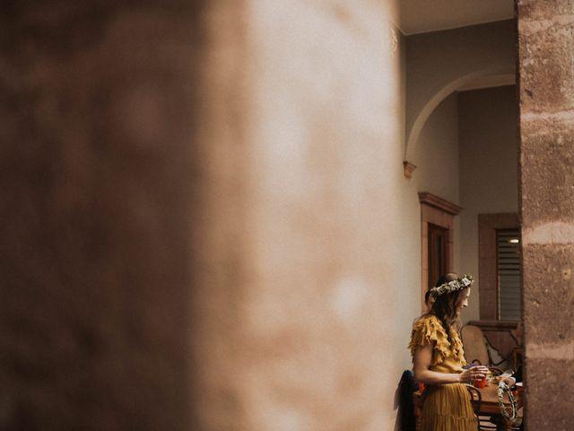 La boda de Hussain y Emma en San Miguel de Allende, Guanajuato 49