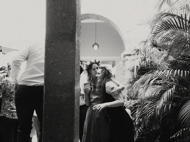 La boda de Hussain y Emma en San Miguel de Allende, Guanajuato 52