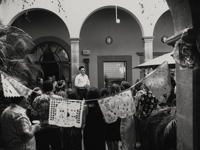 La boda de Hussain y Emma en San Miguel de Allende, Guanajuato 53