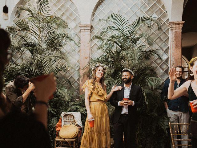 La boda de Hussain y Emma en San Miguel de Allende, Guanajuato 55
