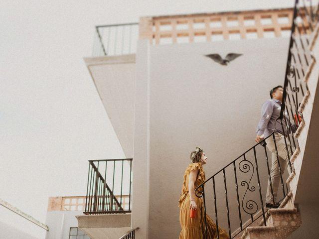 La boda de Hussain y Emma en San Miguel de Allende, Guanajuato 57