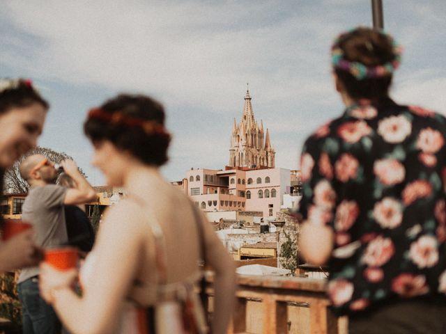 La boda de Hussain y Emma en San Miguel de Allende, Guanajuato 59
