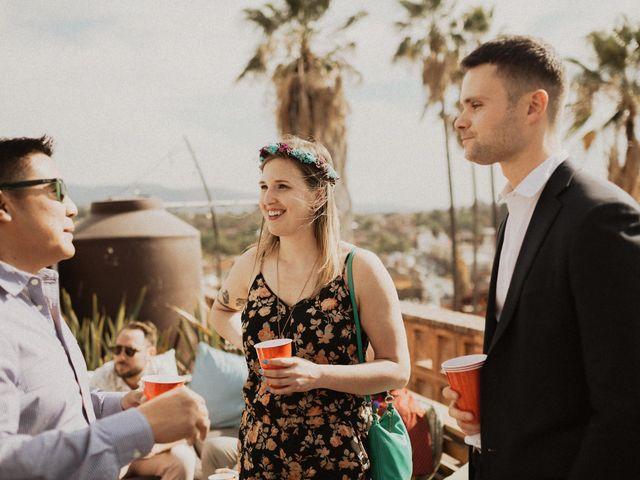 La boda de Hussain y Emma en San Miguel de Allende, Guanajuato 61