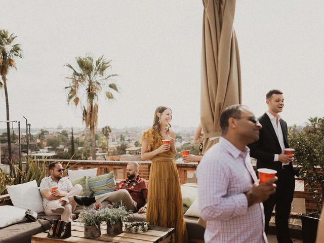 La boda de Hussain y Emma en San Miguel de Allende, Guanajuato 62
