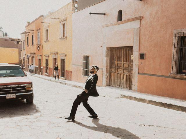 La boda de Hussain y Emma en San Miguel de Allende, Guanajuato 67