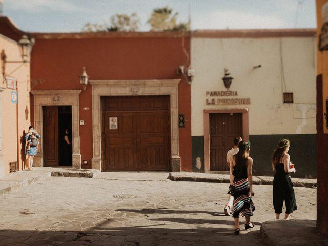 La boda de Hussain y Emma en San Miguel de Allende, Guanajuato 68
