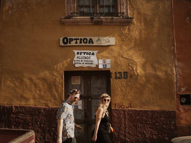 La boda de Hussain y Emma en San Miguel de Allende, Guanajuato 69