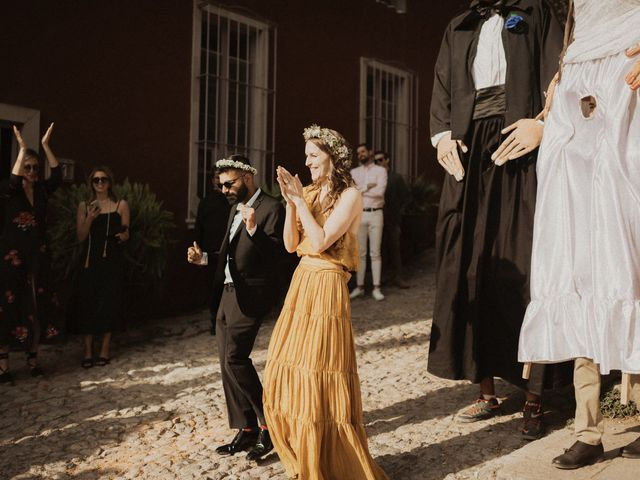 La boda de Hussain y Emma en San Miguel de Allende, Guanajuato 73