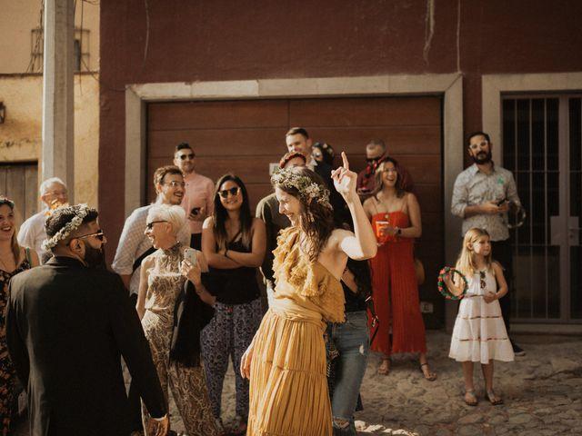 La boda de Hussain y Emma en San Miguel de Allende, Guanajuato 76