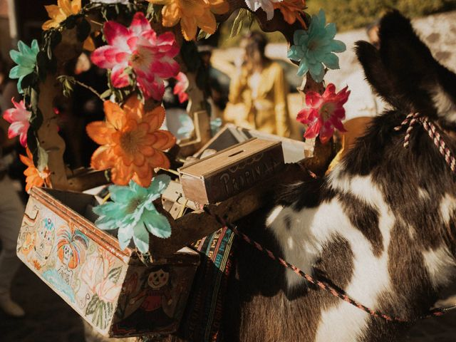 La boda de Hussain y Emma en San Miguel de Allende, Guanajuato 78