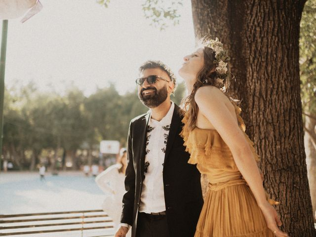 La boda de Hussain y Emma en San Miguel de Allende, Guanajuato 86