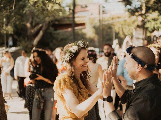 La boda de Hussain y Emma en San Miguel de Allende, Guanajuato 89