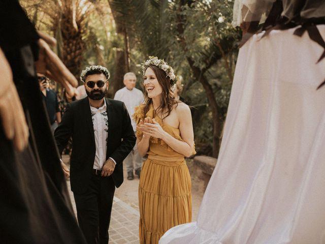 La boda de Hussain y Emma en San Miguel de Allende, Guanajuato 97