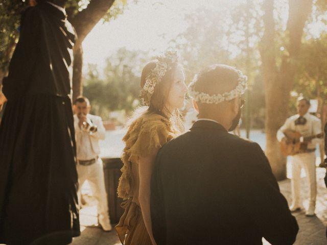La boda de Hussain y Emma en San Miguel de Allende, Guanajuato 99
