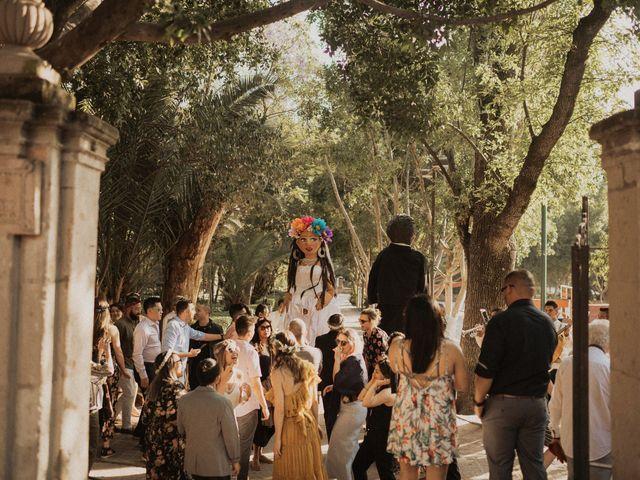 La boda de Hussain y Emma en San Miguel de Allende, Guanajuato 100