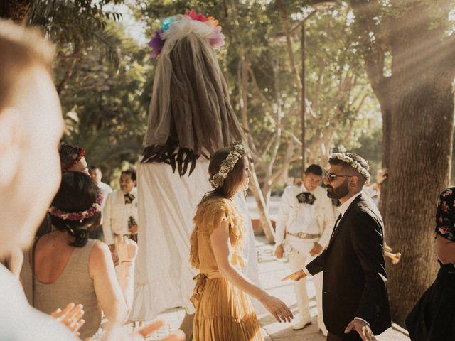 La boda de Hussain y Emma en San Miguel de Allende, Guanajuato 102