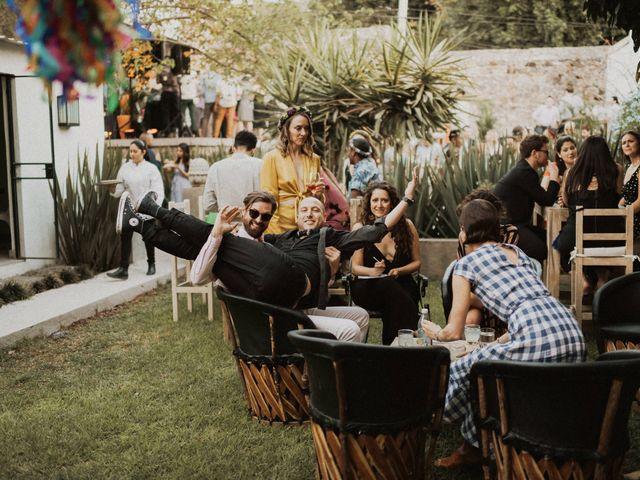 La boda de Hussain y Emma en San Miguel de Allende, Guanajuato 115
